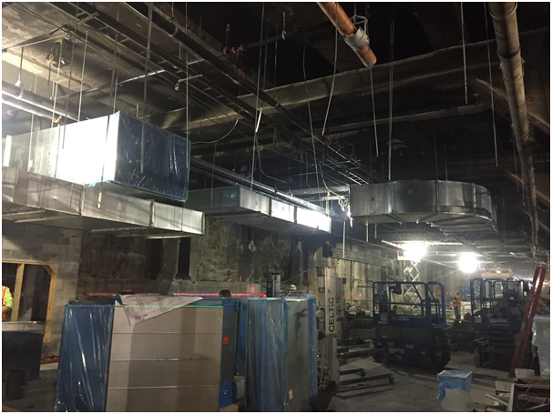 Rectangular v spiral ductwork: the differences